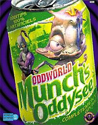 Oddworld : L'Odyssée de Munch : Oddworld: Munch's Oddysee HD - eshop Switch
