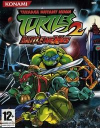Les Tortues Ninja : Teenage Mutant Ninja Turtles 2 : BattleNexus [#2 - 2005]
