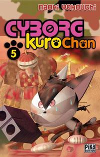 Cyborg Kurochan 5 [2004]