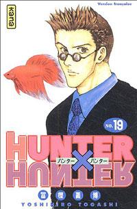 Hunter X Hunter 19 [2005]