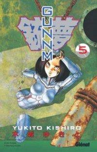gunnm #5 [1996]