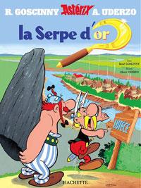 Astérix : La Serpe d'or #2 [1960]