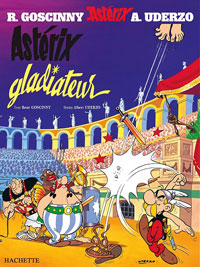 Astérix Gladiateur #4 [1962]