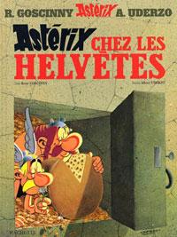 Astérix chez les Helvètes #16 [1970]