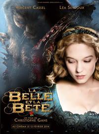 La Belle et la Bête - Blu-ray