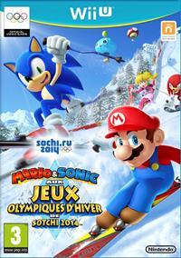 Mario & Sonic aux Jeux Olympiques d'hiver de Sotchi 2014 [2013]