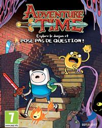 Adventure Time : Explore le donjon et POSE PAS DES QUESTIONS ! [2013]