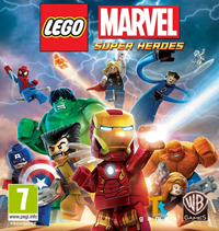 Lego Marvel Super Heroes #1 [2013]