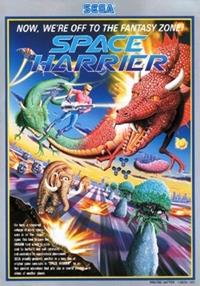 Space Harrier - eshop Switch