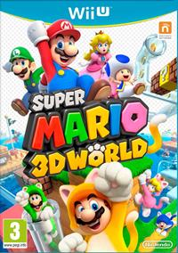 Super Mario 3D World [2013]