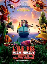 Tempête de boulettes géantes : L'île des Miam-nimaux [2014]