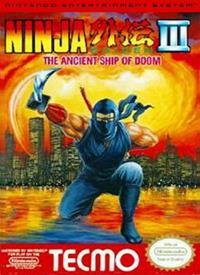 Ninja Gaiden III : The Ancient Ship of Doom - Console virtuelle 3DS