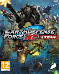 Earth Defense Force 2025 [2014]