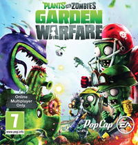 Plants vs Zombie : Garden Warfare - PS3