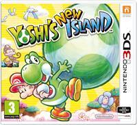 Mario : Yoshi's New Island [2014]