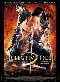 Détective Dee II : La Légende du Dragon des Mers [2014]