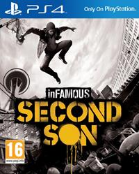 inFAMOUS: Second Son #3 [2014]