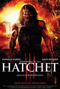 Hatchet : Butcher III #3 [2014]