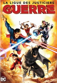 Justice League : La Ligue des justiciers - Guerre [2014]