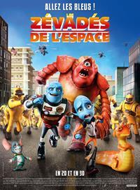 Les Zévadés de l'espace [2014]