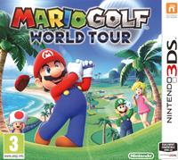 Mario Golf : World Tour - 3DS
