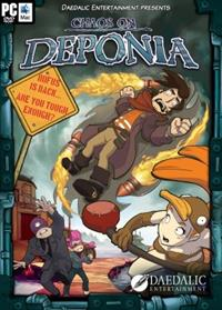 Chaos on Deponia [2012]