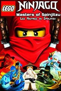 LEGO Ninjago Les maîtres du Spinjitzu
