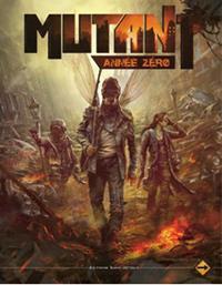 Mutant - Année Zéro : Livre de base