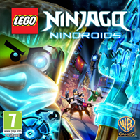 Lego Ninjago: Nindroids [2014]