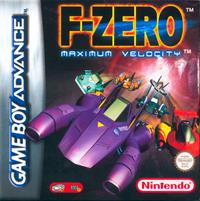 F-Zero : Maximum Velocity - Consolle virtuelle
