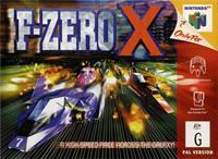 F-Zero X - Consolle virtuelle