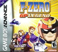 F-Zero : GP Legend - GBA
