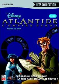 L'Atlantide : Atlantide : L'Empire Perdu : Atelier de Jeux [2001]