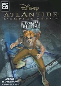 L'Atlantide : Atlantide : L'Empire Perdu : L'Epreuve du Feu [2001]