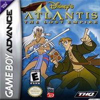 L'Atlantide : Atlantide : L'Empire Perdu [2001]