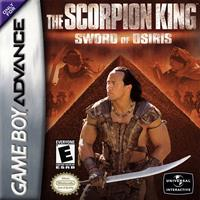 The Scorpion King : Sword of Osiris - GBA