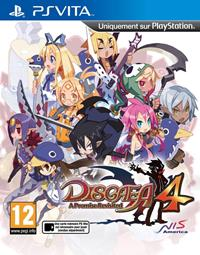 Disgaea 4 : A Promise Revisited [#4 - 2014]