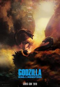 Godzilla 2 : Roi des Monstres #2 [2019]
