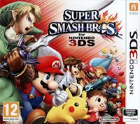 Super Smash Bros. for Nintendo 3DS : Super Smash Bros. for 3DS - 3DS