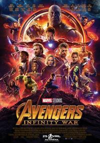 Les Vengeurs : Avengers : Infinity War partie 1 [#3 - 2018]