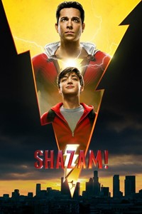 Captain Marvel / Shazam : Shazam! [2019]