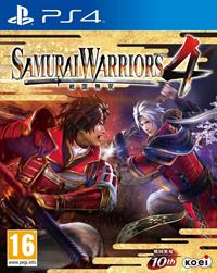 Samurai Warriors 4 - Special Anime Pack - PS4