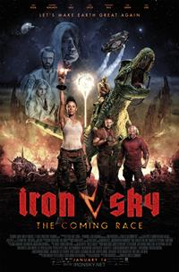 Iron Sky 2 : The Coming Race [2019]