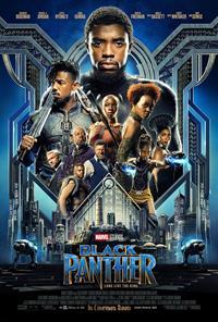 La Panthère Noire : Black Panther [2018]