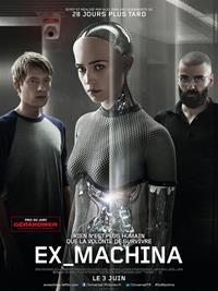 Ex Machina - Blu-Ray