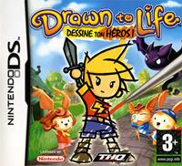 Drawn to Life : Dessine ton Heros ! - DS