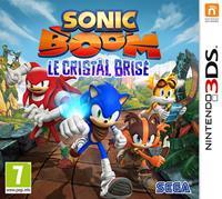Sonic Boom : Le Cristal Brisé [2014]