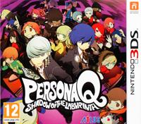 Megami Tensei : Persona Q: Shadow of the Labyrinth #1 [2014]