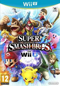Super Smash Bros. for WiiU [2014]