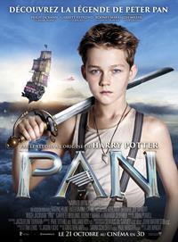 Peter Pan : Pan [2015]